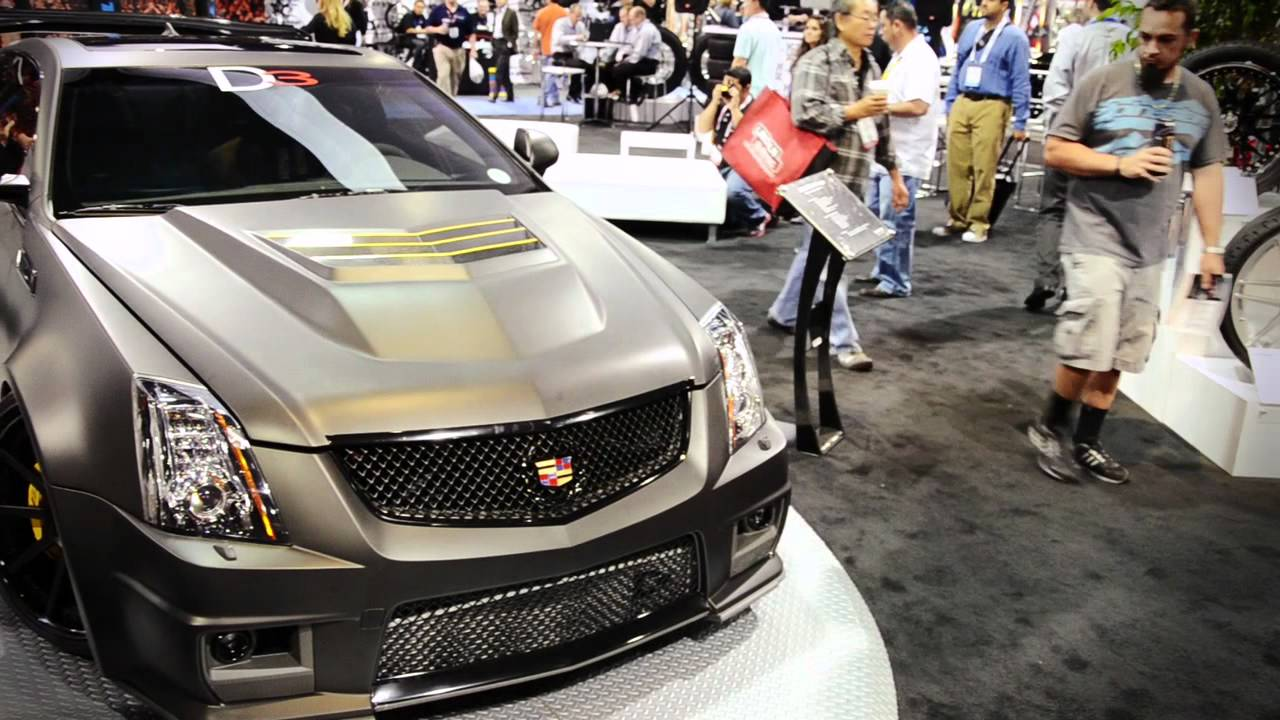 Rennen Forged Cadillac Cts V Coupe On Rennen Modular