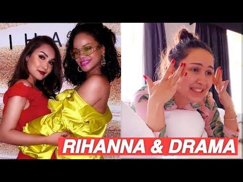 LONDRES : RIHANNA & DRAMAS