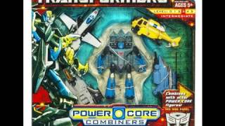 Power Core Combiners: Skyburst