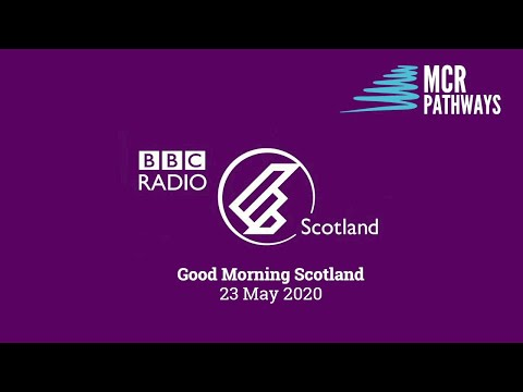 Good Morning Scotland Interviews Iain MacRitchie About Schools' Return - May 2020