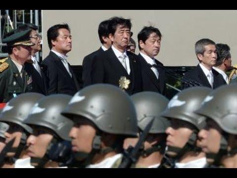 Japan Now In State Of Fascism | Militarizing Japan Next Step