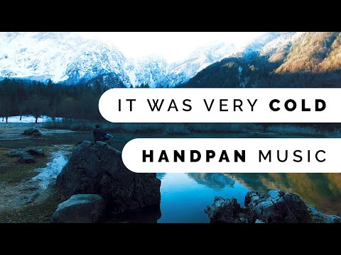 It was very cold › Handpan and Water Music at the Lake by Andrea Di Lauro