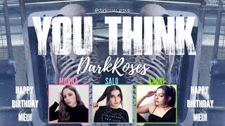 Girls' Generation 소녀시대 (SNSD) – You Think | Vocal Cover …