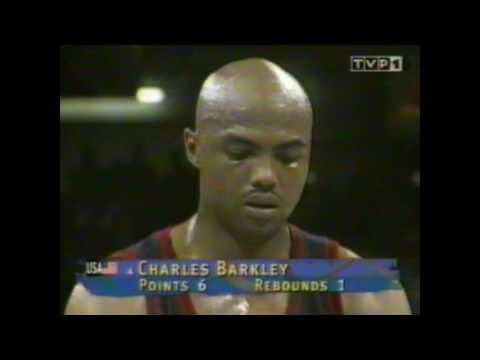 1996 Atlanta - USA - Yugosławia - Finał - TVP 1