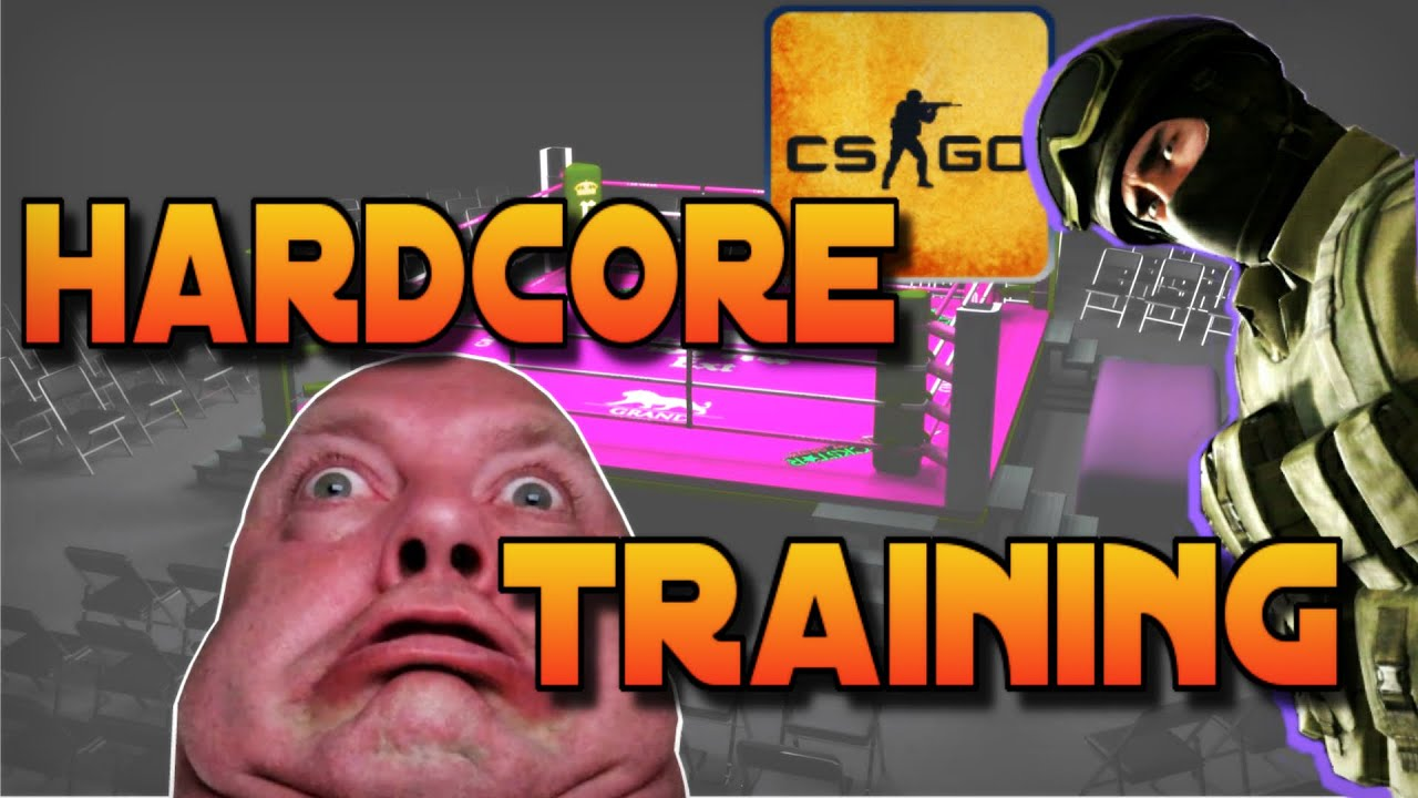 ★Harcore Training Session★ | Best way to improve in CS GO
