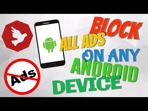 How To REMOVE ADS From All Android Apps (NO ROOT)