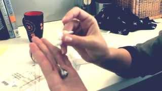 Russian Customer Review- FLO Perfume Atomizer & Perfume Jewelry