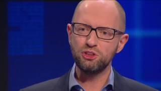 Яценюк  Задание Путина   захватить всю Украину   Свобода слова, 27 02 2017