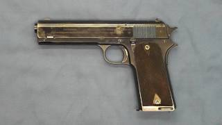 Colt Model 1907 .45 ACP Revisited