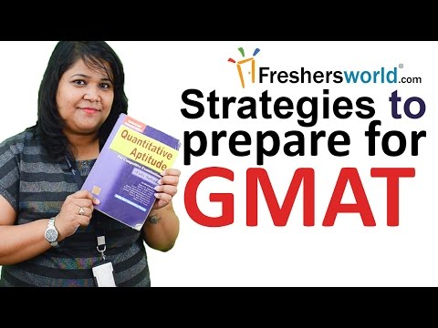 Strategies to prepare for GMAT – MBA, Preparation Methods, Best books to prepare