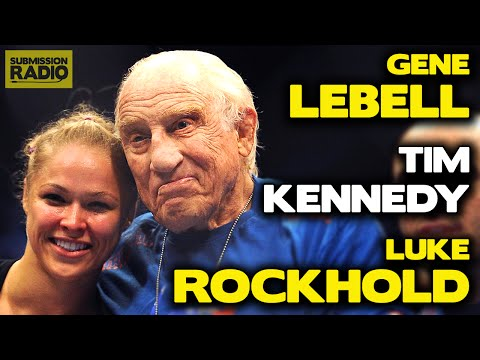 Submission Radio #70 Luke Rockhold, Tim Kennedy, Gene LeBell + UFC Dublin