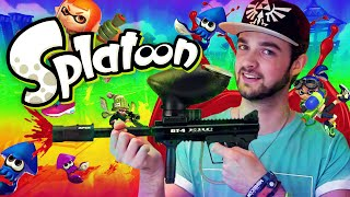 """EPIC NEW WEAPON!"" - Ali-A plays Splatoon #2"