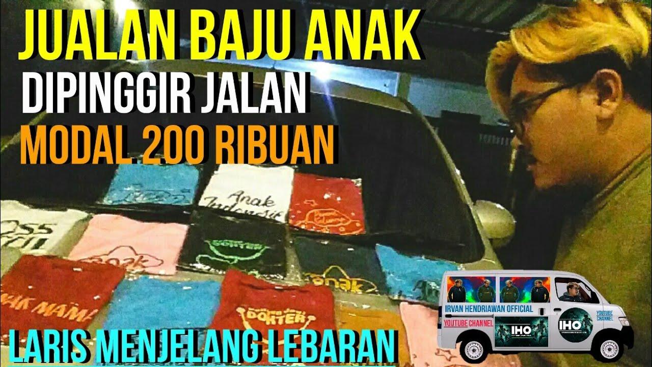 Ide Bisnis Jualan Baju Anak Modal 200ribuan Hasil Jutaan ...