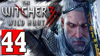 The Witcher 3 Walkthrough Part 44 Quest A DEADLY PLOT Let