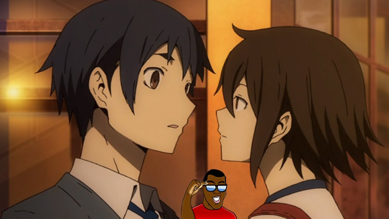 review durarara x2 shou ����2152 � ep 2 youtube