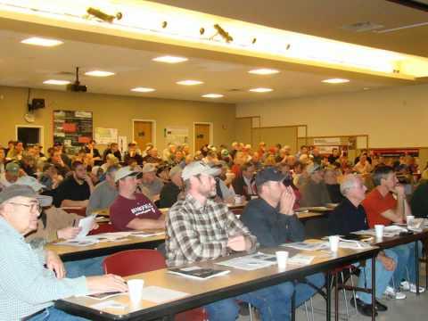 2012 Nebraska No-Till Conference Photos