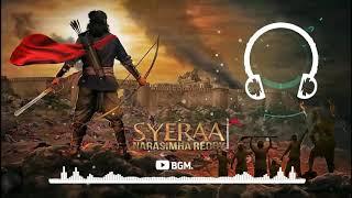 Sye Raa Narasimha Reddy Bgm   Vijay Sethupathi |  Chiranjeevi |Ram Charan| Background Theme Music