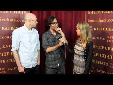 KATIE CHATS: SMITHEETV, JAMES GENN & DANE CLARK, DIRECTOR & WRITER, OLD STOCK