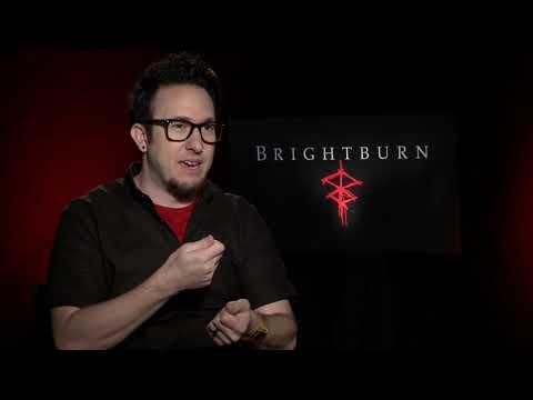 Brightburn: Director David Yarovesky Official Movie Interview