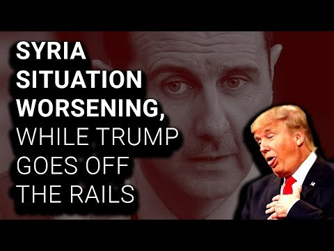 """Trump: Attack on Syria Could Be """"Very Soon"""" or """"Not At All"""""""