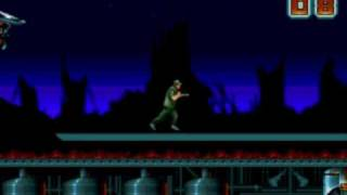 The Terminator (Genesis) Playthrough