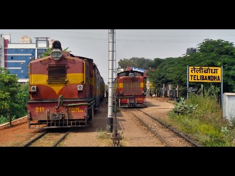 A Day Out on the Oldest & Rarely Captured NG Network of Central INDIA : Indian Railways