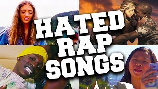 Top 50 Most Hated Rap Songs of the Century
