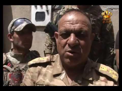 English News at Ten on Jordan Television 09-05-2017