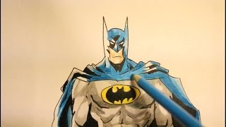 How To Draw Batman|Easy Step By Step|Logo|Face| Dark Knight|Arkham City