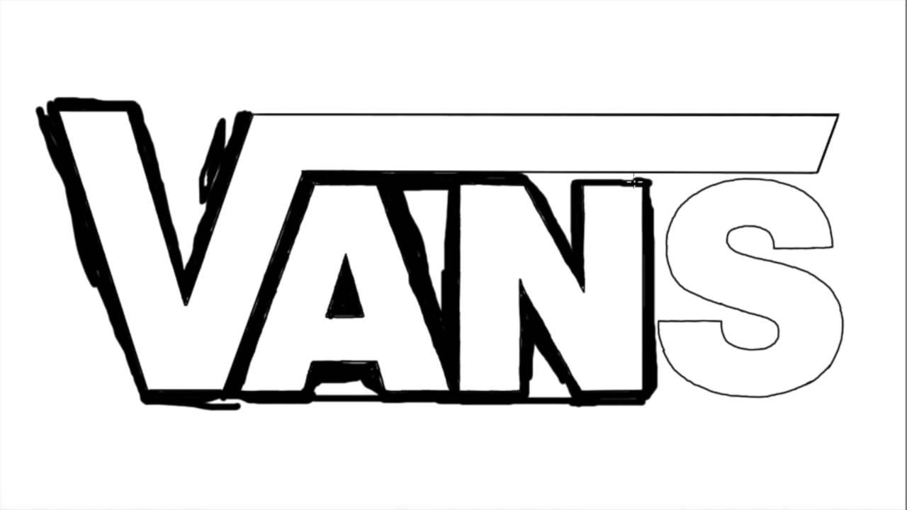 vans logo youtube