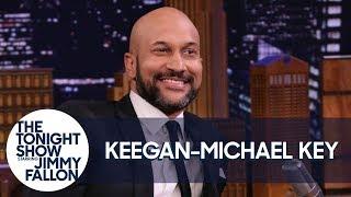 Keegan-Michael KeySwooned Over Eddie Murphy on the Dolemite Is My Name Set