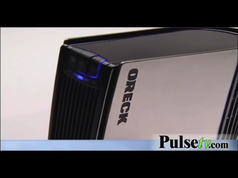Oreck Proshield Air Purifier with Truman Cell Filter