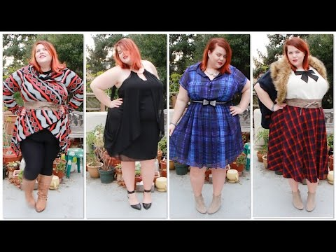 Holiday Lookbook- ModCloth, Target, Forver 21, Eloquii, City Chic