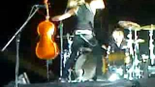 Apocalyptica - Seek And Destroy - 7th Symphony World Tour Monterrey 2012