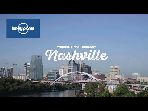 Weekend wanderlust: on the road in Nashville, TN