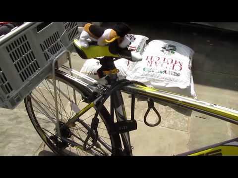 Bike Courier Essentials Starter Pack - How I deliver for Uber Eats!!