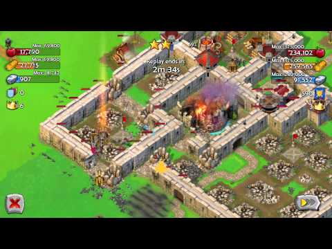 Age Of Empires: Castle Siege Windows 10 GamePlay Attacking