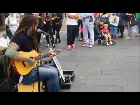Ben Monteith - 'Mr Brightside' - Buchanan St, Glasgow