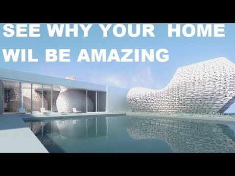 HomesOF The Future : See Why Your House Will Be Amazing In The Future !