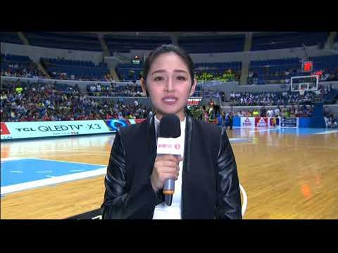 PBA Philippine Cup 2018 Eliminations: Globalport vs. Magnolia Feb. 16, 2018