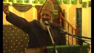 Allama Qamaruzzaman Azmi Sahib gives a speech about Milaad Un Nabie