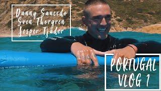 Surfing & Goodtimes på Lapoint Portugal med Danny Saucedo, Sven Thorgren, Jesper Tjäder & vänner