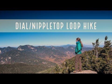 Pure Adirondacks  Hiking Dial & Nippletop