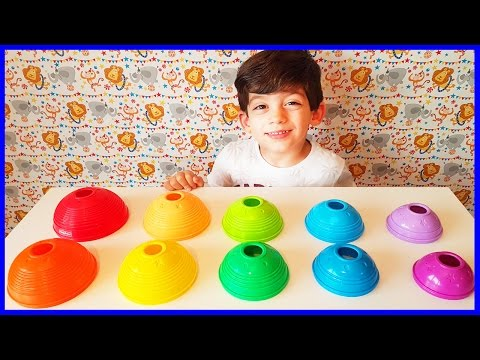 Thumbnail: Learn Colors and Numbers For Toddlers and Babies