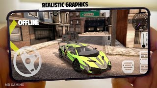 Top 10 Realistic Car Parking Simulator Games For Android & IOS   Free Offline Simulator Games【MD】