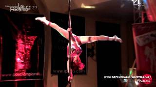 International Pole Dance Fitness Championship - Tokyo 2009