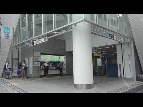 【メトロ丸ノ内線支線】中野新橋駅  Nakano-shimbashi