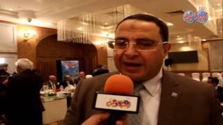 أخبار اليوم   الناقد الرياضى أشرف محمود يشيد بتكريم أخبار الرياضة للرياضيين