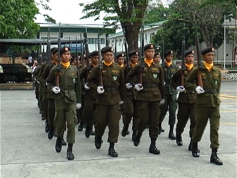 ROTC enhances the ability of youth to respond during calamities, defense security — U.P. Vanguards