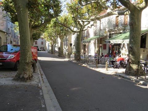 South of France Part 4 - Villages in Aude & Tarn September 2014